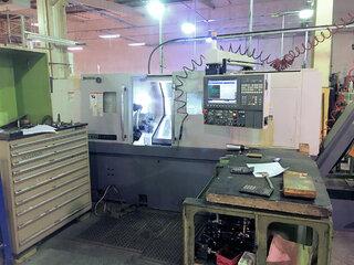 Lathe machine Okuma Genos L400-E-7