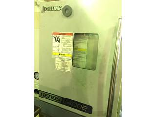 Lathe machine Okuma Genos L400-E-3