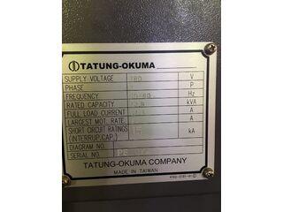 Lathe machine Okuma Genos L400-E-4