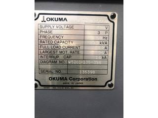 Lathe machine Okuma LU 300 M 2SC 600-7