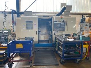 Lathe machine Okuma LU 400 M-0
