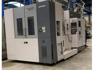 Milling machine Okuma MA 600 HB-2