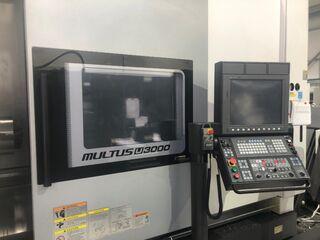Lathe machine Okuma Multus U 3000-11