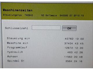 Milling machine OPS Ingersoll High Speed Eagle V9-9