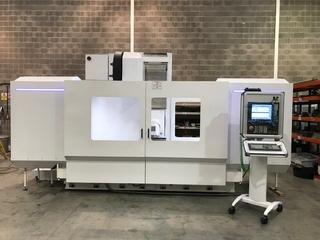 Milling machine Parpas 90 HP / 2000 CNC Ram Style-0