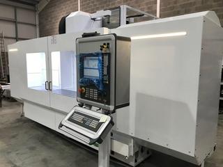 Milling machine Parpas 90 HP / 2000 CNC Ram Style-10