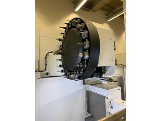 Milling machine Parpas 90 HP / 2000 CNC Ram Style-2
