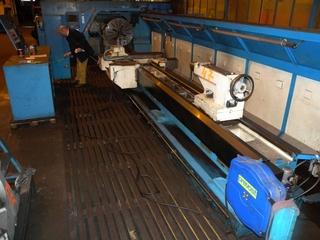 Lathe machine PBR T 450 SNC -2