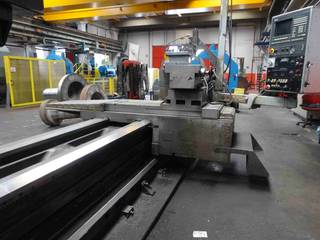 Lathe machine Pontigia PH 800 E CNC-9