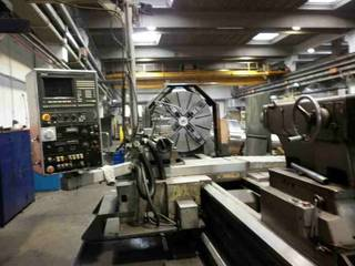 Lathe machine Pontigia PH 800 E CNC-1