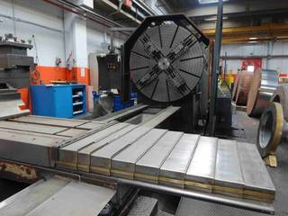Lathe machine Pontigia PH 800 E CNC-2