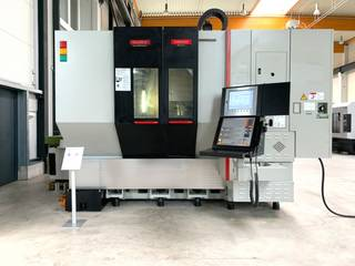 Milling machine Quaser UX 600 - 15C-0