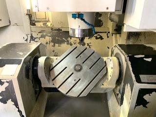 Milling machine Quaser UX 600 - 15C-3
