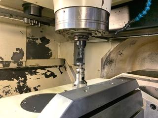 Milling machine Quaser UX 600 - 15C-4