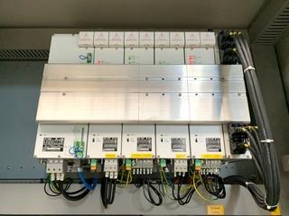 Milling machine Quaser UX 600 - 15C-7