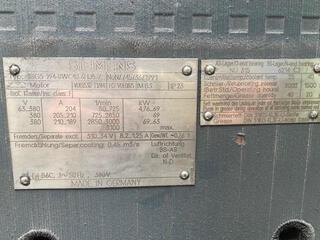 Lathe machine Sedin KSM 140 Karusell-7