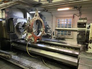Lathe machine SFM CST 42160-2