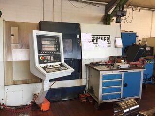 Lathe machine Spinner TC 77 MCY-1