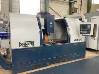 Milling machine Spinner VC 1300-1
