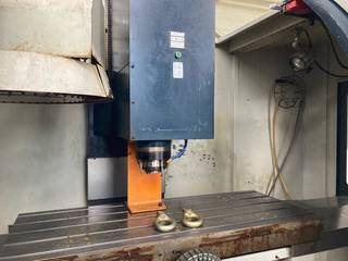 Milling machine Spinner VC 1300-7