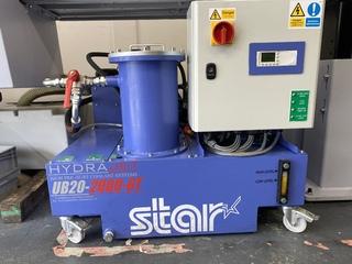 Lathe machine Star SR 38-11