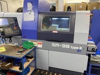 Lathe machine Star SR 38-8