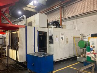Milling machine SW BA 600 - 4-3