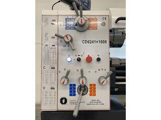 ToRen CD 6241 x 1500 Vario Conventional Lathe-4