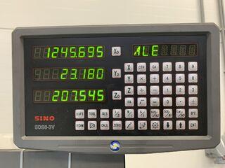 Toren X 6323 A Conventional Milling Machines-6