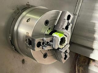 Lathe machine TOS SBL 500 CNC-7