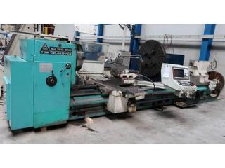 Lathe machine TOS SU 150 CNC 5000-0