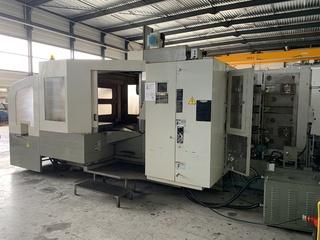Milling machine VICTOR V-Center H 630, Y.  2000-6