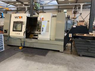 Lathe machine Victor V-Turn 36 / 125-0