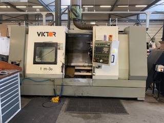 Lathe machine Victor V-Turn 36 / 125-1
