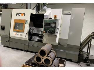 Lathe machine Victor V-Turn 36/125 CV-1