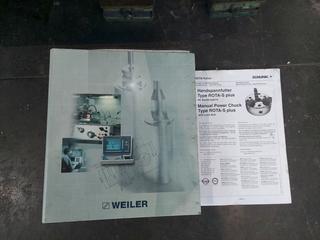 Lathe machine Weiler C 50-7