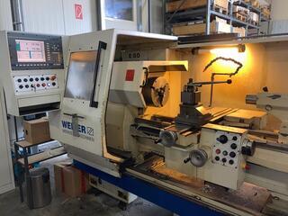 Lathe machine Weiler E 50-1