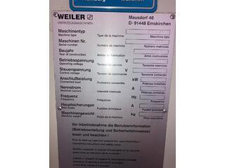 Lathe machine Weiler E 50-8
