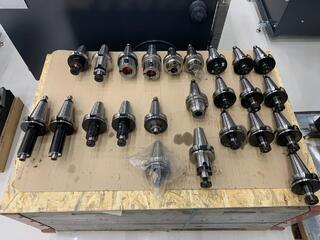 Werkzeugaufnahmen BT 50 Used accessories-1