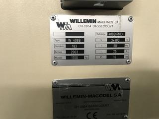 Milling machine Willemin-Macodel W 408 B-13