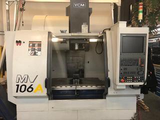 Milling machine YCM MV106A-0