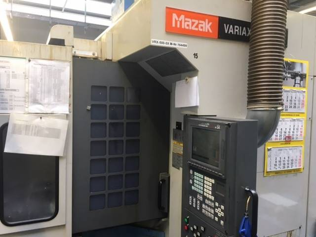 more images Milling machine Mazak Variaxis 500 5X - Production line 2 machines / 14 pallets