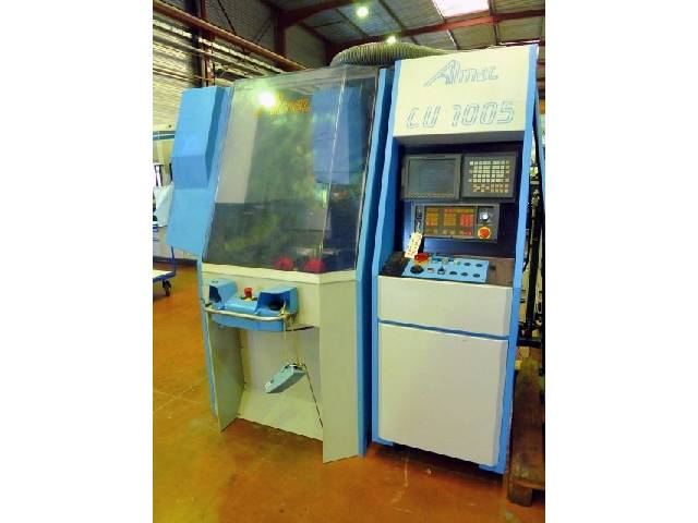 more images Milling machine ALMAC CU 1005 CNC