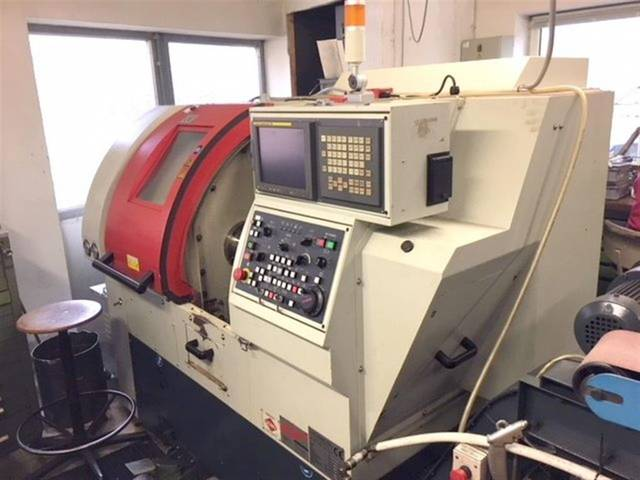 more images Lathe machine AVM Angelini Clipper