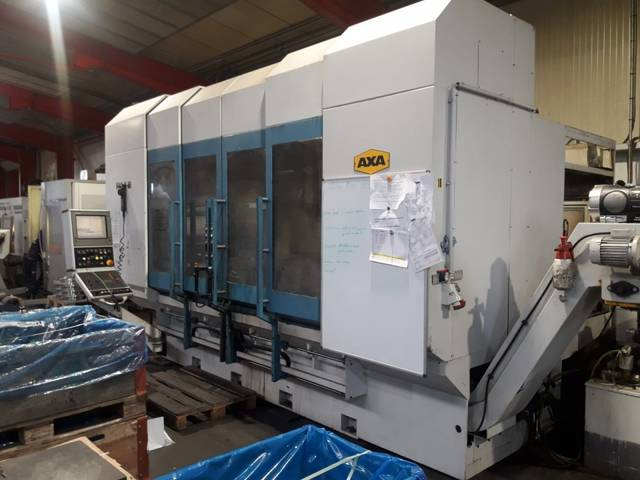 more images AXA VHC 2-1760 M Bed milling machine