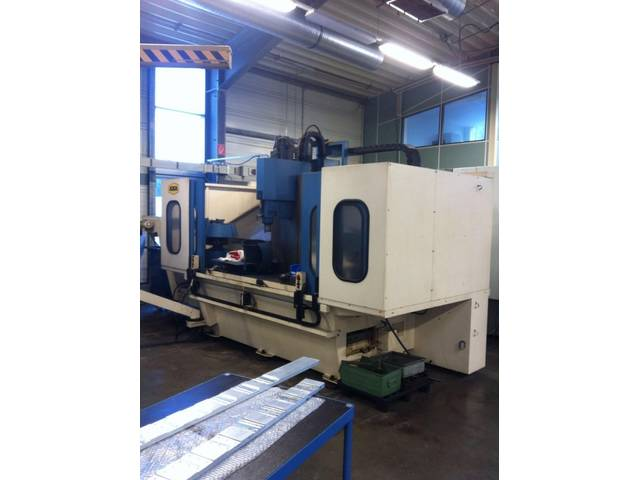 more images Milling machine AXA VSC 1
