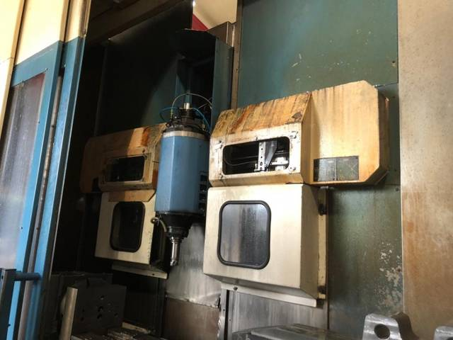 more images Milling machine AXA VSC 2 - M / 2E  4.ax, Y.  2001