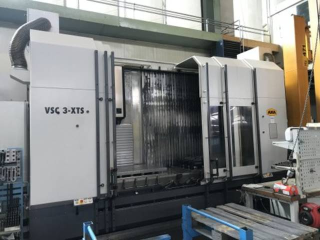 more images Milling machine AXA VSC 3 XTS, Y.  2007