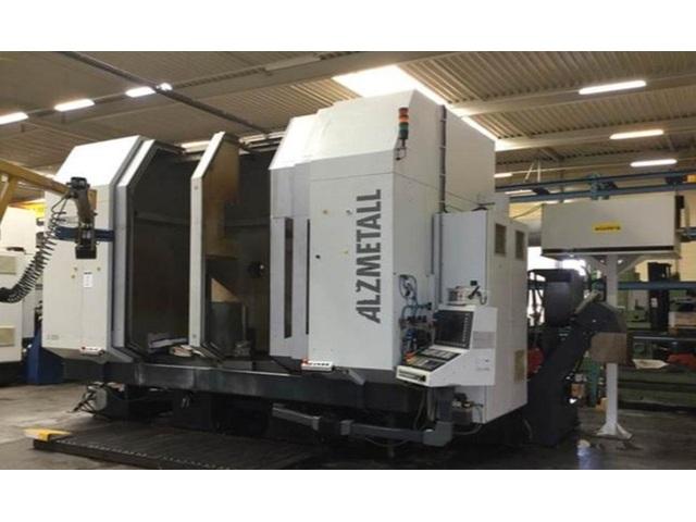 more images Milling machine Alzmetall FS 2500 LB / DB, Y.  2005