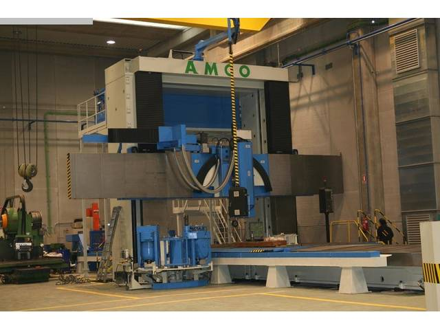 more images Amco-Sacem FPF 4500 x 10000 Portal milling machines